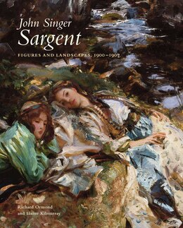 Book John Singer Sargent: Figures and Landscapes, 1900-1907: The Complete Paintings, Volume VII by Richard Ormond