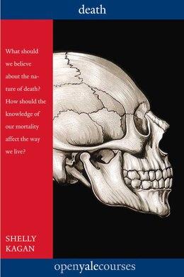 Book Death by Shelly Kagan