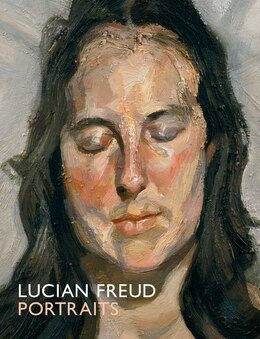 Book Lucian Freud Portraits by Sarah Howgate