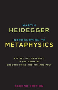 Introduction To Metaphysics: Second Edition