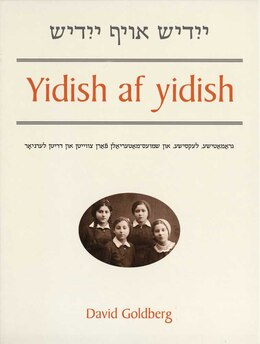 Book Yidish Af Yidish: Grammatical, Lexical, And Conversational Materials For The Second And Third Years… by David Goldberg