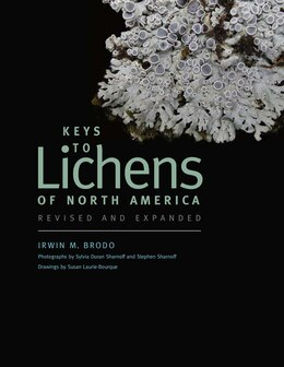 Book Keys To Lichens Of North America: Revised And Expanded by Irwin M. Brodo