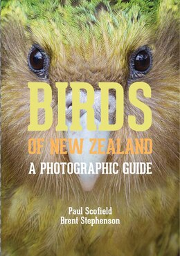 Book Birds Of New Zealand: A Photographic Guide by Paul Scofield