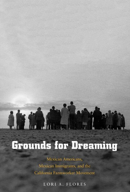 Grounds For Dreaming: Mexican Americans, Mexican Immigrants, And The California Farmworker Movement by Lori A. Flores