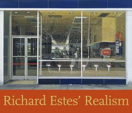 Book Richard Estes' Realism by Patterson Sims