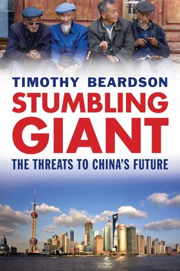 Book Stumbling Giant: The Threats To China's Future by Timothy Beardson