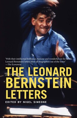 Book The Leonard Bernstein Letters by Leonard Bernstein