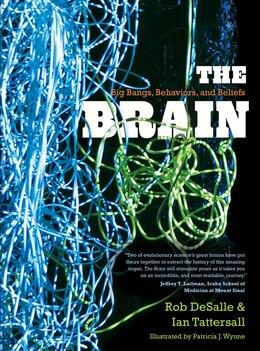 Book The Brain: Big Bangs, Behaviors, And Beliefs by Rob Desalle