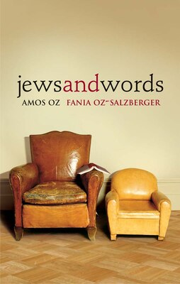 Book Jews And Words by Amos Oz