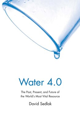 Book Water 4.0: The Past, Present, And Future Of The World's Most Vital Resource by David Sedlak