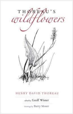 Book Thoreau's Wildflowers by Henry David Thoreau