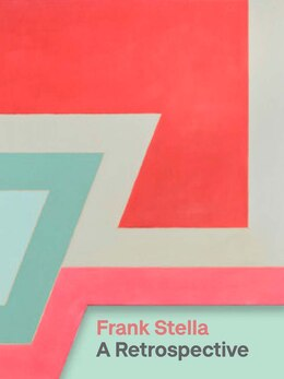 Book Frank Stella: A Retrospective by Michael Auping