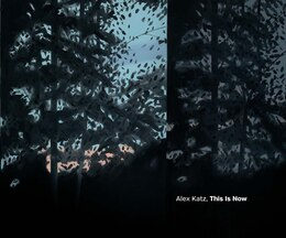 Book Alex Katz: This Is Now by Michael Rooks