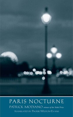 Book Paris Nocturne by Patrick Modiano