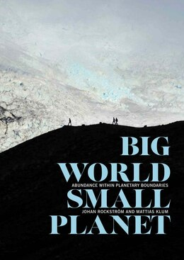 Book Big World, Small Planet: Abundance Within Planetary Boundaries by Johan Rockström