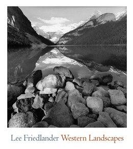 Book Western Landscapes by Lee Friedlander