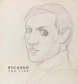 Book Picasso The Line by Carmen Giménez