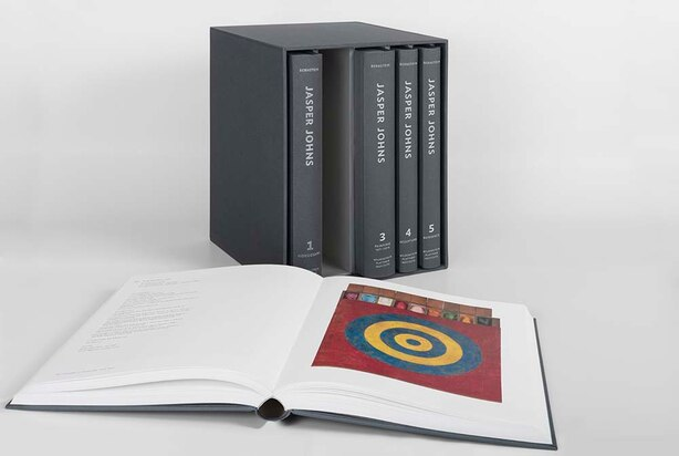 Jasper Johns: Catalogue Raisonné Of Painting And Sculpture by Roberta Bernstein