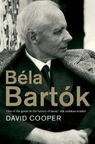 Béla Bartók by David Cooper