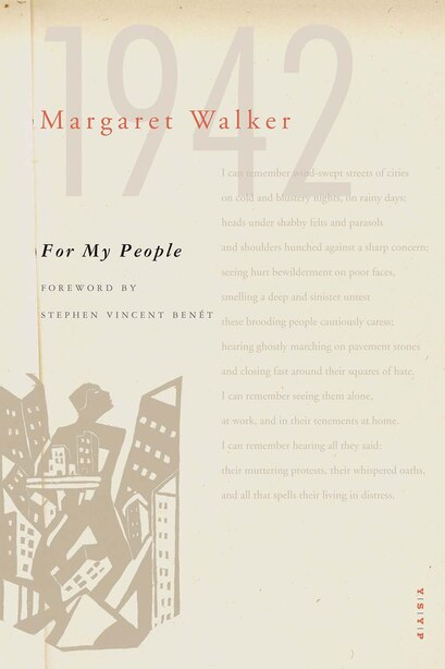For My People by Margaret Walker
