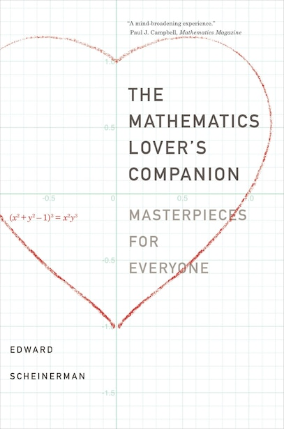 The Mathematics Lover's Companion: Masterpieces For Everyone by Edward R. Scheinerman