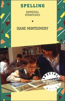 Book Spelling by Diane Montgomery