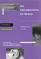 Introduction to Oracy: Frameworks for talk