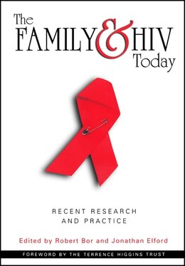 Book Family and HIV Today by Robert Bor