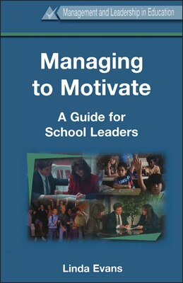 Book Managing to Motivate by Linda Evans