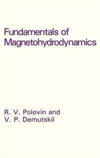 Book Fundamentals of Magnetohydrodynamics by V.P. Demutskii