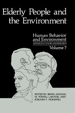 Book Elderly People and the Environment by Irwin Altman