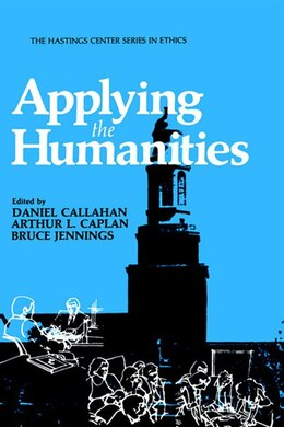 Book Applying the Humanities by Sidney Callahan