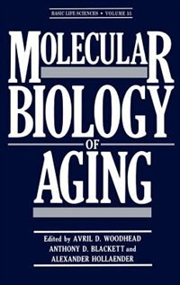 Book Molecular Biology of Aging by Avril D. Woodhead