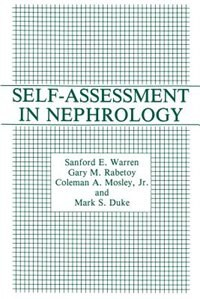 Book Self-Assessment in Nephrology by M.S. Duke