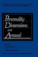 Book Personality Dimensions and Arousal by Jan Strelau