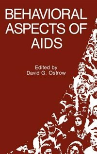 Book Behavioral Aspects of AIDS by David G. Ostrow