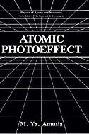 Book Atomic Photoeffect by M.Ya. Amusia