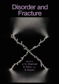 Book Disorder and Fracture by J.C. Charmet