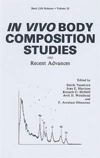 Book In Vivo Body Composition Studies: Recent Advances by Seiichi Yasumura