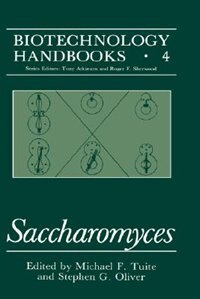 Book Saccharomyces by Michael F. Tuite