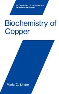 Book Biochemistry of Copper by Maria C. Linder