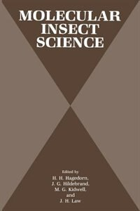 Book Molecular Insect Science by H.H. Hagedorn