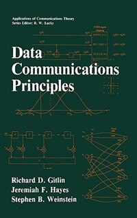 Book Data Communications Principles by Richard D. Gitlin