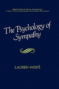 Book The Psychology of Sympathy by Lauren Wispé