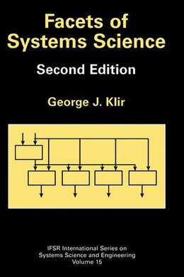 Book Facets of Systems Science by George Klir