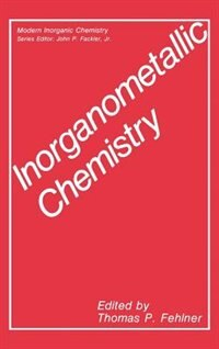 Book Inorganometallic Chemistry by Thomas P. Fehlner