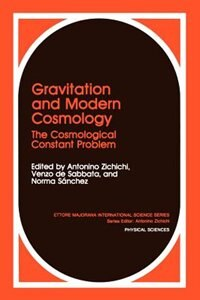 Book Gravitation and Modern Cosmology: The Cosmological Constants Problem by N. Sánchez