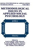 Book Methodological Issues in Applied Social Psychology by Fred B. Bryant
