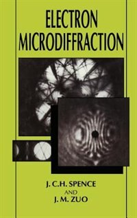 Book Electron Microdiffraction by J.M. Zuo