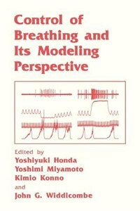 Book Control of Breathing and its Modeling Perspective by Y. Honda